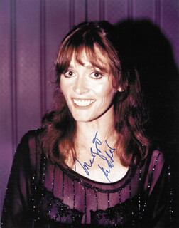 MARGOT KIDDER - AUTOGRAPHED SIGNED PHOTOGRAPH