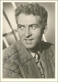 FRANK FAYLEN - AUTOGRAPHED INSCRIBED PHOTOGRAPH