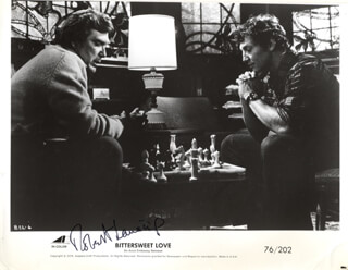 ROBERT LANSING - AUTOGRAPHED SIGNED PHOTOGRAPH