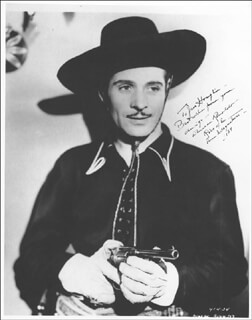 DUNCAN THE CISCO KID RENALDO - AUTOGRAPHED INSCRIBED PHOTOGRAPH 1934