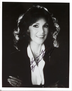 MARY ANN MOBLEY - AUTOGRAPHED SIGNED PHOTOGRAPH