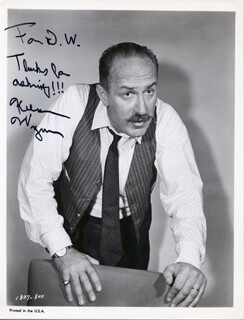 KEENAN WYNN - AUTOGRAPHED INSCRIBED PHOTOGRAPH