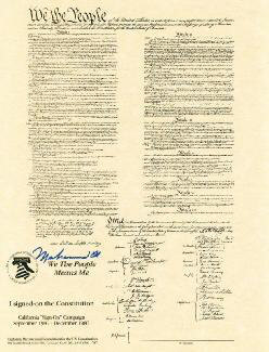 MUHAMMAD THE GREATEST ALI - PRINTED DOCUMENT SIGNED IN INK CIRCA 1987