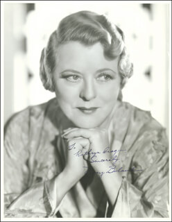 MARY BOLAND - AUTOGRAPHED INSCRIBED PHOTOGRAPH