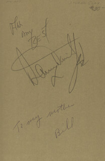 SAMMY DAVIS JR. - INSCRIBED BOOK SIGNED CIRCA 1965