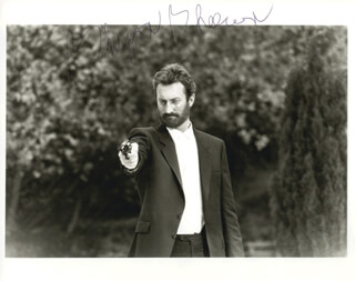 BRYAN BROWN - AUTOGRAPHED SIGNED PHOTOGRAPH