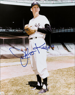 JOHNNY KUCKS - AUTOGRAPHED SIGNED PHOTOGRAPH