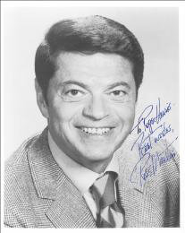 ROSS MARTIN - AUTOGRAPHED INSCRIBED PHOTOGRAPH