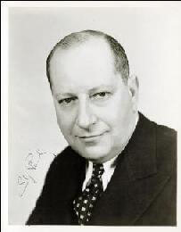 SIGMUND ROMBERG - AUTOGRAPHED SIGNED PHOTOGRAPH