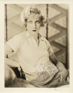 GWEN LEE - AUTOGRAPHED INSCRIBED PHOTOGRAPH
