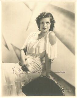 CONCHITA MONTENEGRO - AUTOGRAPHED INSCRIBED PHOTOGRAPH