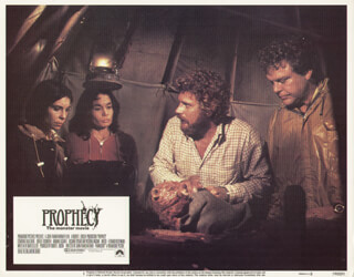 PROPHECY MOVIE CAST - LOBBY CARD UNSIGNED (USA) 1979