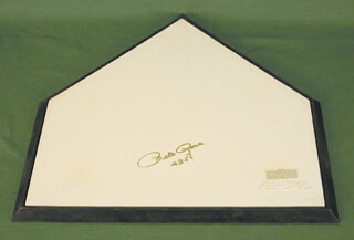 Autographs: PETE ROSE - EPHEMERA SIGNED