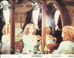 YOUNG FRANKENSTEIN MOVIE CAST - LOBBY CARD UNSIGNED (USA) 1974