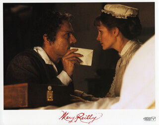 MARY REILLY MOVIE CAST - LOBBY CARD UNSIGNED (USA) 1996