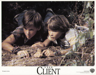 THE CLIENT MOVIE CAST - LOBBY CARD UNSIGNED (USA) 1994