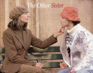 OTHER SISTER MOVIE CAST - LOBBY CARD UNSIGNED (USA) 1999