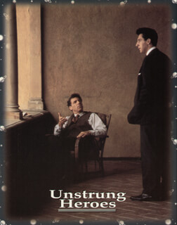 UNSTRUNG HEROES MOVIE CAST - LOBBY CARD UNSIGNED (USA)
