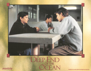 DEEP END OF THE OCEAN MOVIE CAST - LOBBY CARD UNSIGNED (USA) 1999