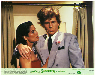 Autographs: AMERICAN SUCCESS COMPANY MOVIE CAST - LOBBY CARD UNSIGNED (USA) 1979