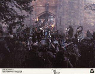 ROBIN HOOD MOVIE CAST - LOBBY CARD UNSIGNED (USA) 1991