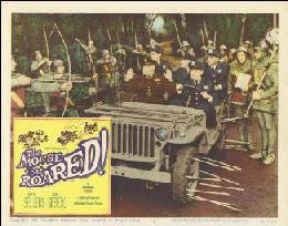 MOUSE THAT ROARED MOVIE CAST - LOBBY CARD UNSIGNED (USA) 1959