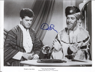 DICK RICKY SHAWN - AUTOGRAPHED SIGNED PHOTOGRAPH