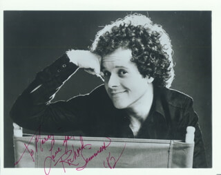 RICHARD SIMMONS - AUTOGRAPHED INSCRIBED PHOTOGRAPH 1982