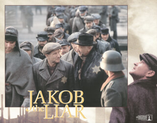 JAKOB THE LIAR MOVIE CAST - LOBBY CARD UNSIGNED (USA) 1999