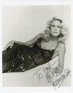 JOAN VAN ARK - AUTOGRAPHED INSCRIBED PHOTOGRAPH