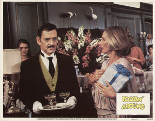 FOOLIN'' AROUND MOVIE CAST - LOBBY CARD UNSIGNED (USA) 1979