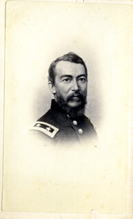GENERAL PHILIP H. SHERIDAN - ENGRAVING UNSIGNED