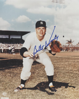 BOB TURLEY - AUTOGRAPHED SIGNED PHOTOGRAPH