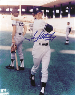 FRED STANLEY - AUTOGRAPHED SIGNED PHOTOGRAPH