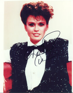 THE OSMONDS (MARIE OSMOND) - AUTOGRAPHED SIGNED PHOTOGRAPH