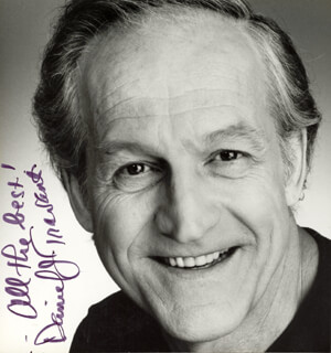 DANIEL J. TRAVANTI - AUTOGRAPHED SIGNED PHOTOGRAPH