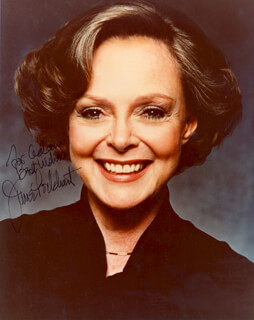 JUNE LOCKHART - AUTOGRAPHED INSCRIBED PHOTOGRAPH  - HFSID 263635
