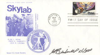 Autographs: GENE P. BRIDWELL - FIRST DAY COVER SIGNED 05/01/2000