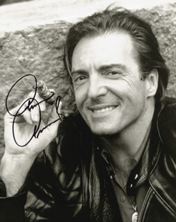 ARMAND ASSANTE - AUTOGRAPHED SIGNED PHOTOGRAPH