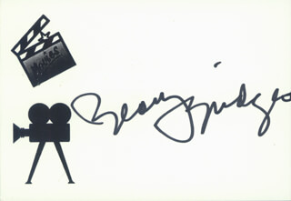 BEAU BRIDGES - AUTOGRAPH