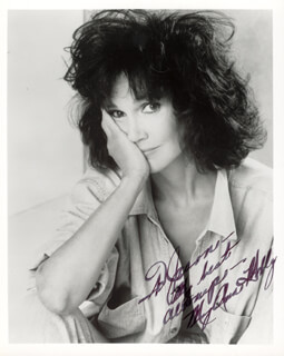 MARY ANN MOBLEY - AUTOGRAPHED INSCRIBED PHOTOGRAPH