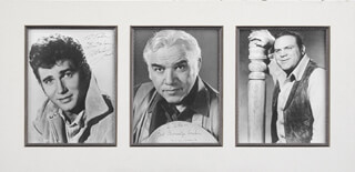 MICHAEL LANDON - COLLECTION WITH LORNE GREENE, DAN HOSS BLOCKER