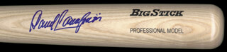 DAVE CONCEPCION - BASEBALL BAT SIGNED