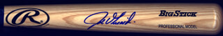 JOE GIRARDI - BASEBALL BAT SIGNED