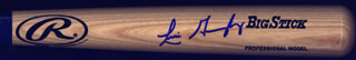 LUIS GONZALEZ - BASEBALL BAT SIGNED