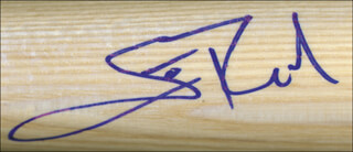 SCOTT ROLEN - BASEBALL BAT SIGNED