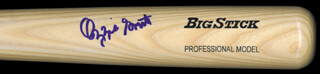 OZZIE THE WIZARD OF OZ SMITH - BASEBALL BAT SIGNED