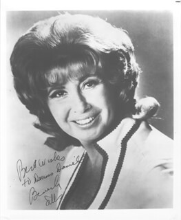BEVERLY SILLS - AUTOGRAPHED INSCRIBED PHOTOGRAPH
