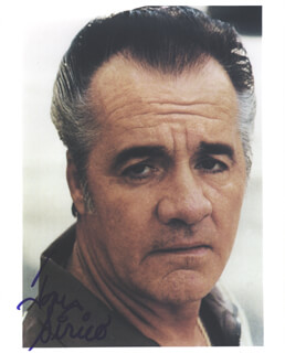 TONY SIRICO - AUTOGRAPHED SIGNED PHOTOGRAPH