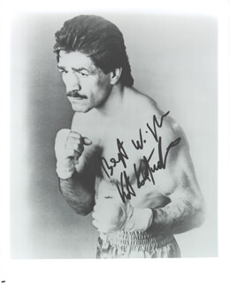 VITO ANTUOFERMO - AUTOGRAPHED SIGNED PHOTOGRAPH